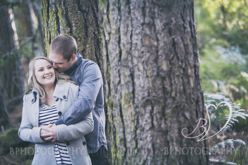 Engagement Portrait_BPhotography