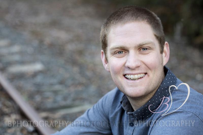 Engagement Portrait_BPhotography