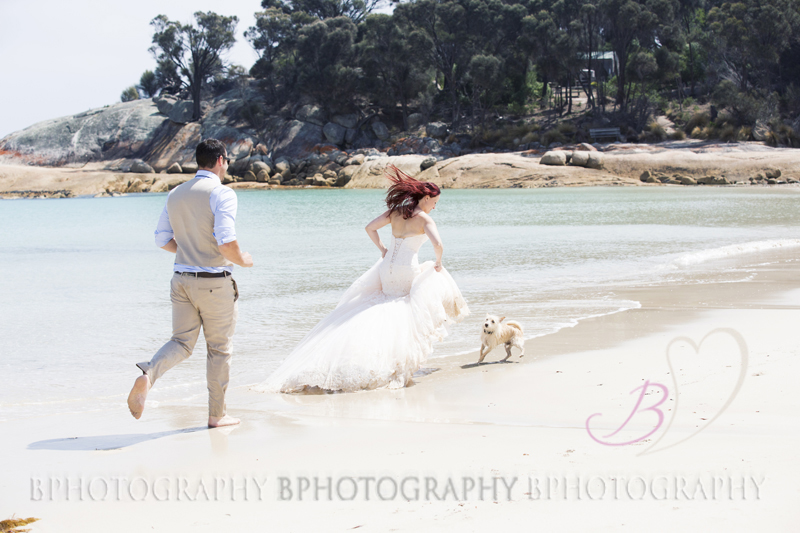 BPhotography_Trash the Dress_ Flinders Island007