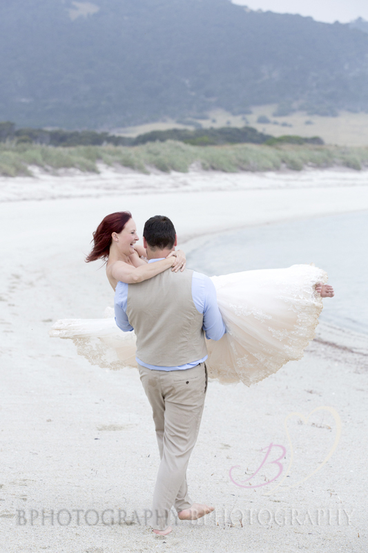 BPhotography_Trash the Dress_ Flinders Island009