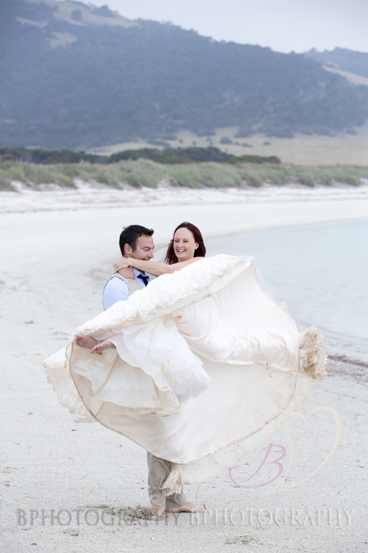 BPhotography_Trash the Dress_ Flinders Island010